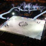 Csepeli jégpálya megnyitó
