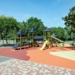 Puli sétány - Sárkányos játszótér